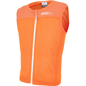 POC POCito VPD Spine Vest Kids fluorescent orange